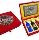 Водка «Калашников Премиум» подарочной набор из 4-х бутылок
