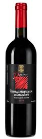 Вино красное полусладкое «Besini Kindzmarauli» 2017 г.