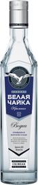 Водка «Белая Чайка Крымская очищенная с морской солью»