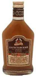 Коньяк российский «Дагестанский»