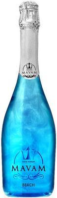 Винный напиток газированный белый сладкий «Mavam Beach»