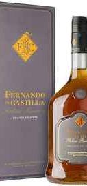 Бренди «Fernando de Castilla Solera Reserva Brandy de Jerez » в подарочной упаковке