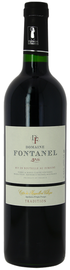 Вино красное сухое «Domaine Fontanel Tradition Cotes de Roussillon Villages - Rouge»