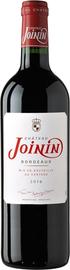 Вино красное сухое «Chateau Joinin Bordeaux»