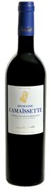 Вино красное сухое «Domaine Camaissette»