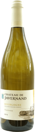 Вино белое сухое «Chateau de Javernand Bourgogne Blanc»