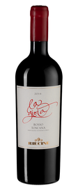 Вино красное сухое «La Gioia» 2014 г.