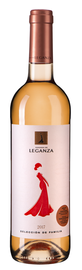 Вино розовое сухое «Condesa de Leganza Seleccion de Familia Rose» 2017 г.
