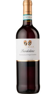 Вино красное сухое «Bardolino» 2014 г.