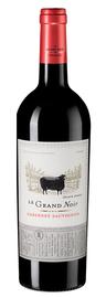 Вино красное полусухое «Le Grand Noir Winemaker's Selection Cabernet Sauvignon» 2017 г.