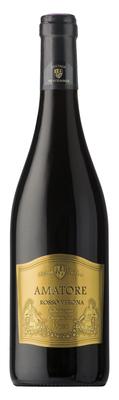 Вино красное полусухое «Amatore Rosso Verona» 2017 г.
