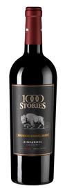 Вино красное полусухое «1000 Stories Zinfandel» 2016 г.