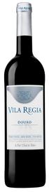 Вино красное сухое «Vila Regia» 2017 г.