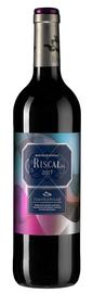 Вино красное сухое «Riscal 1860» 2017 г.