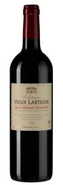 Вино красное сухое «Chateau Vieux Lartigue» 2014 г.