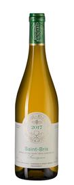 Вино белое сухое «Saint-Bris» 2017 г.