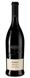 Вино красное сухое «Canti Merlot»