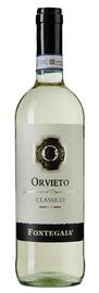 Вино белое сухое «Fontegaia Orvieto Classico» 2017 г.