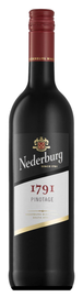 Вино красное полусухое «Nederburg 1791 Pinotage» 2017 г.