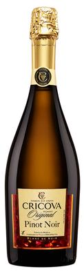 Вино игристое белое полусладкое «Cricova Pinot Noir» серия Колио