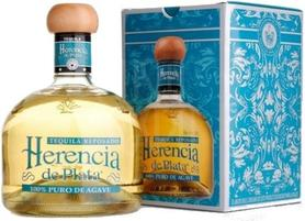 Текила «Herencia de Plata Reposado» в подарочной упаковке