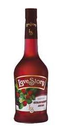 Ликер «Love Story Strawberry Aroma»
