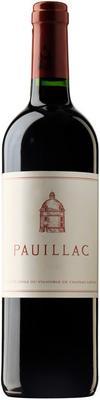 Вино красное сухое «Le Pauillac de Chateau Latour Pauillac» 2010 г.