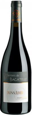 Вино красное сухое «Sentiers de Bagatelle Donnadieu Saint-Chinian» 2013 г.