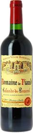 Вино красное сухое «Domaine de Viaud Lalande-de-Pomerol Rouge»