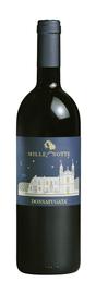 Вино красное сухое «Mille e Una Notte» 2015 г.