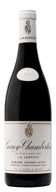 Вино красное сухое «Gevrey-Chambertin La Justice» 2016 г.
