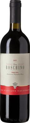Вино красное сухое «Casa Boschino Toscana» 2015 г.
