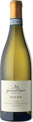 Вино белое сухое «Giannitessari Pigno» 2016 г.