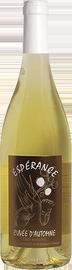 Вино белое полусладкое «Cuvee d'Automne» 2016 г.
