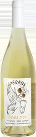 Вино белое полусухое «Cuvee d'Or» 2015 г.