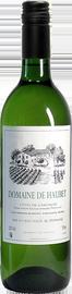 Вино белое сухое «Domaine de Haubet» 2013 г.