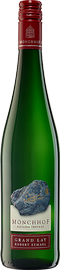 Вино белое сухое «Monchhof Riesling trocken Grand Lay» 2016 г.