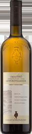 Вино белое сухое «Casata Monfort Gewurztraminer» 2017 г.