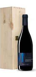"""Вино красное сухое «Montepulciano d'Abruzzo Riserva """"Mo"""" в деревянной коробке» 2013 г."""