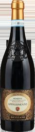 Вино красное полусладкое «Rosso Passito Dezzani Appassimento» 2015 г.