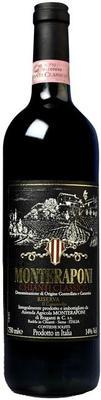 Вино красное сухое «Monteraponi Chianti Classico Riserva Il Campitello» 2010 г.
