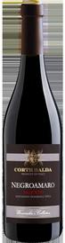 Вино красное сухое «Negroamaro Salento Corte Balda» 2017 г.