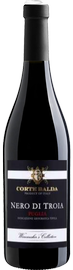 Вино красное сухое «Nero di Troia Corte Balda» 2017 г.