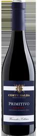 Вино красное сухое «Primitivo Salento Corte Balda» 2017 г.