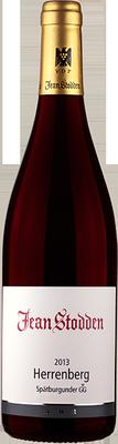 Вино красное сухое «Herrenberg Spatburgunder GG» 2014 г.