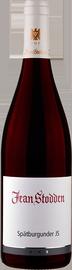 Вино красное сухое «Jean Stodden Spatburgunder» 2013 г.