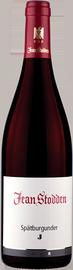 Вино красное сухое «Spatburgunder J» 2015 г.