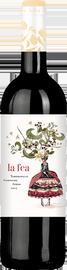 Вино красное сухое «La Fea» 2016 г.
