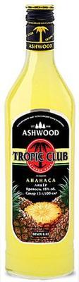 Ликер «Tropic Club со вкусом Ананаса»
