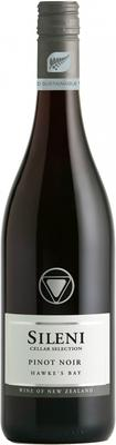 Вино красное сухое «Sileni Estates Cellar Selection Pinot Noir Hawke's Bay» 2016 г.
